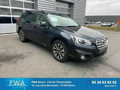 occasion Subaru Outback 2.0D 150ch Exclusive Eyesight Lineartronic