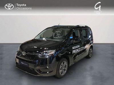 occasion Toyota Verso Medium 1.5 100 D-4D Design