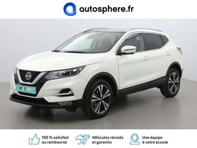 occasion Nissan Qashqai 1.3 DIG-T 160ch N-Connecta DCT Euro6d-T