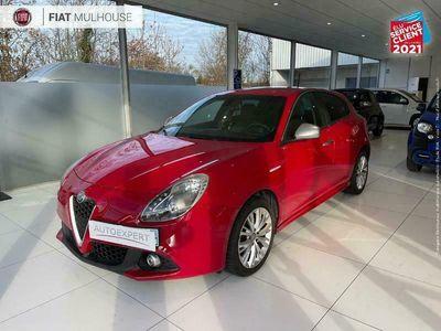 occasion Alfa Romeo Giulietta 1.6 JTDm 120ch Super Stop&Start