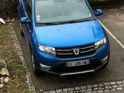 occasion Dacia Sandero Stepway Prestige 1.5 dCi 90 E6