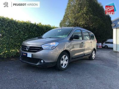 occasion Dacia Lodgy 1.5 dCi 110ch Silver Line 5 places