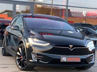 occasion Tesla Model X LUDICROUS 772cv Superch Autopilote Suspension TVAC