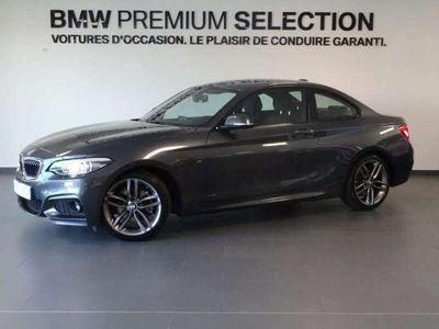 occasion BMW 220 Serie 2 Coupe dA 190ch M Sport