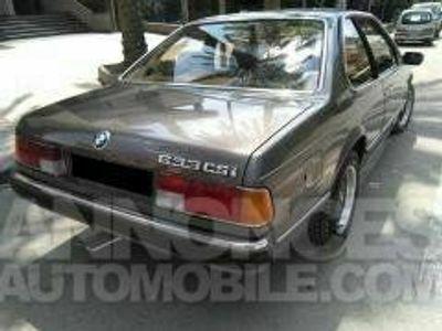 occasion BMW 633 Série 6 CSI