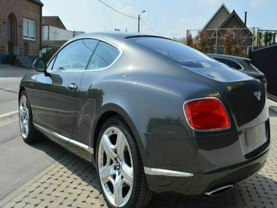occasion Bentley Continental GT phase 2 W12 6.0 575 ch 1 MAIN !! 52.000 km !!