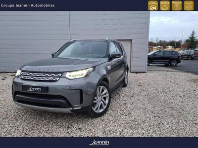 occasion Land Rover Discovery DiscoverySd4 2.0 240 ch BVA8 HSE