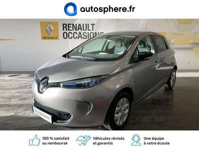 occasion Renault Zoe Life charge normale Type 2