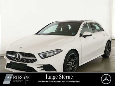 occasion Mercedes A200 AMG Sport Navi LED Pano MBUX PTS 18''