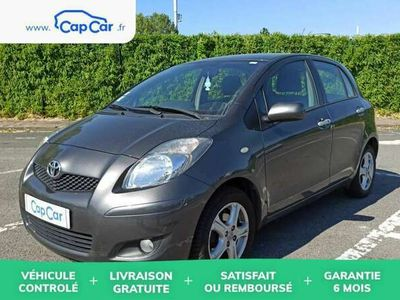 occasion Toyota Yaris Confort Pack 1.4 D-4D 90
