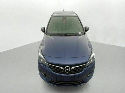 occasion Opel Astra Sports Tourer 1.2 TURBO 145 CH BVM6 2020 Noir Profond