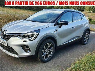 occasion Renault Captur DCI 95 INTENS 10 KMS REPRISE POSSIBLE