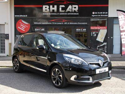 occasion Renault Scénic 2015 - Noir - 1.6 DCI 130 cv Energy Bose