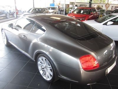 occasion Bentley Continental GT Continental GT6.0
