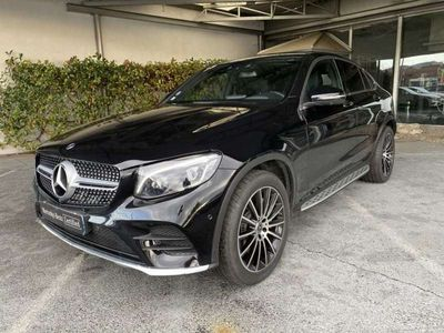 occasion Mercedes 300 GLC Coupé 245ch Fascination 4Matic 9G-Tronic Euro