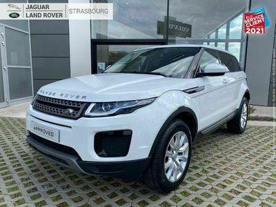 occasion Land Rover Range Rover evoque EVOQUE 2.0 eD4 150 Business 4x2 Mark V 1ere main Sieges chauf GPS Camera