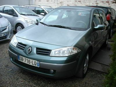 occasion Renault Mégane 1.6 16V Luxe Privilège Proactive A