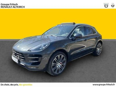 occasion Porsche Macan Turbo 3.6 V6 400 ch PDK