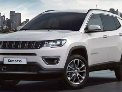 """occasion Jeep Compass MY20 Limited GSE 130 + Pack Style 18"""""""
