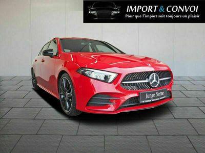 occasion Mercedes A220 d AMG-Line LED/GPS/Caméra