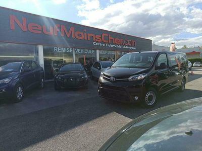 occasion Toyota Verso Proace verso 1.5 120 D-4DLong COMBI 9 PLACES NEUF 0KMS