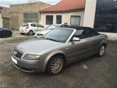 occasion Audi A4 Cabriolet 2.5 TDI Pack Plus