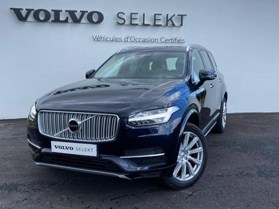 occasion Volvo XC90 T8 Twin Engine 303 + 87ch Inscription Luxe Geartronic 7 plac
