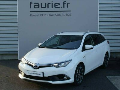 occasion Toyota Auris Touring Sports Hybride 136h Design