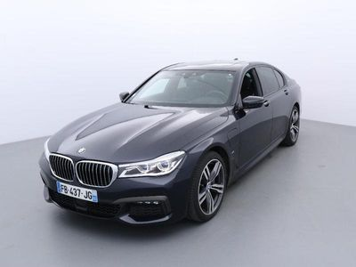 occasion BMW 740 Serie 7 eA iPerformance 326ch M Sport Euro6d-T