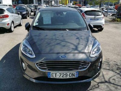 occasion Ford Fiesta 1.0 EcoBoost 100ch Stop&Start Titanium 5p Euro6.2