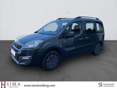 occasion Peugeot Partner Tepee 1.6 Bluehdi 100ch Style