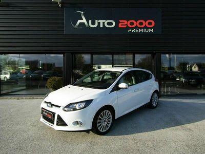 occasion Ford Focus 1.0 SCTI 100CH ECOBOOST STOP&START TITANIUM X 4P