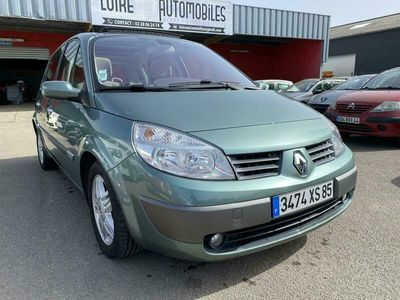 occasion Renault Scénic II Luxe Privilège A 1.6 16V