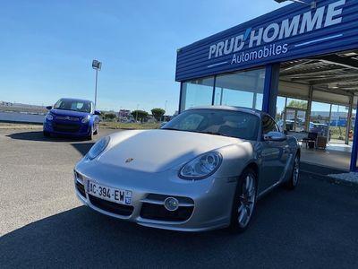 occasion Porsche Cayman 3.4 S