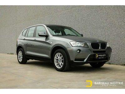 occasion BMW X3 2.0 DIESEL BUSINESS XDRIVE *AUTOMAAT*TREKHAAK*AUTO