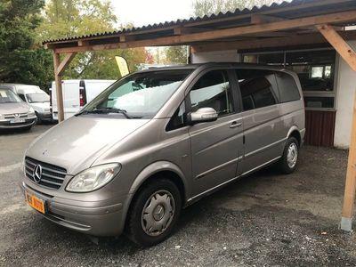 occasion Mercedes Viano 3L V6 204 TREND LONG 7 PLACES BVA