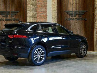 occasion Jaguar F-Pace 2.0d AWD - Full - Navi - Leder - dynamic - Falcomotivega!!