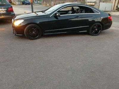 occasion Mercedes E350 Classe Coupé CDI BlueEfficiency Executive A