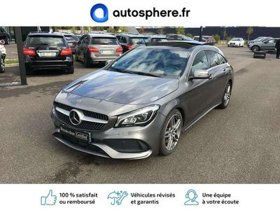 occasion Mercedes 220 CLASSE CLA SHOOTING BRAKE d Business Executive 4M