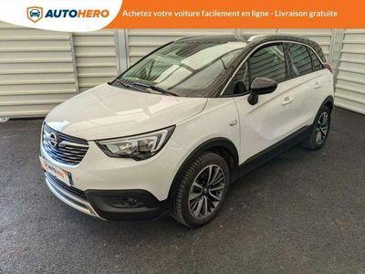 occasion Opel Crossland X 1.2 Design 110 ch