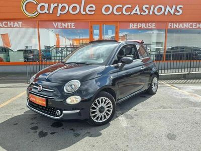 occasion Fiat 500C 500C SERIE 4 -0.9 85 ch TwinAir S-amp;S Lounge