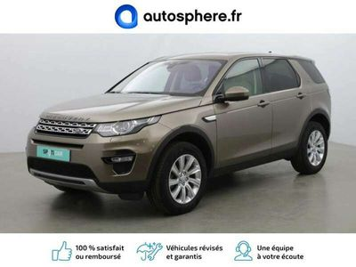 occasion Land Rover Discovery Sport 2.0 TD4 150ch AWD HSE Mark I