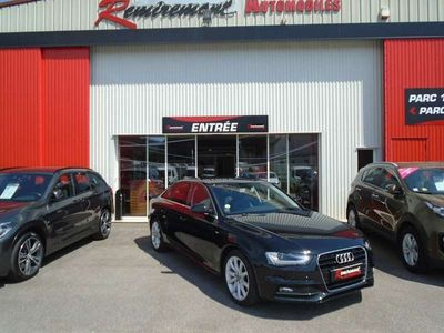 occasion Audi A4 2.0 TDI 190CH CLEAN DIESEL DPF AMBITION LUXE MULT