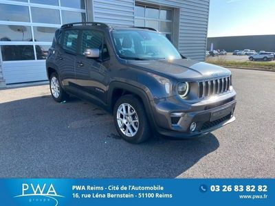 occasion Jeep Renegade 1.0 GSE T3 120ch Limited - VIVA2665732