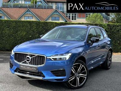 occasion Volvo XC60 XC60 T8II T8 TWIN ENGINE 390 R-DESIGN GEART