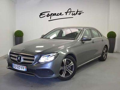 occasion Mercedes 350 Classe E (W213)D 258CH BUSINESS EXECUTIVE 9G-TRONIC