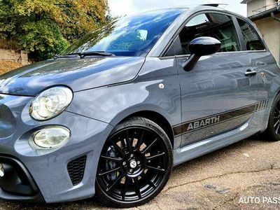 occasion Abarth 595 Competizione 180 Beats Xénons Gps Cuir T Pano 1Main A Voir