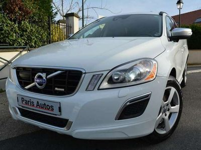 occasion Volvo XC60 D3 AWD 163CH R-DESIGN GEARTRONIC