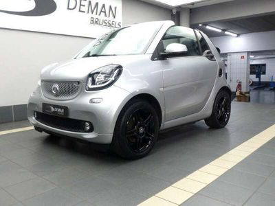 occasion Smart ForTwo Cabrio 0.9 Turbo *DCT* * PRIME * Cool & Media