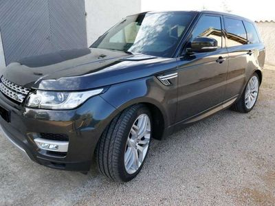 occasion Land Rover Range Rover Sport HSE 306CV 5 places TVA RECUPERABLE